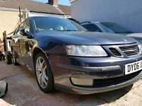 2006 Saab 9-3 93 vector sport tid 150bhp diesel