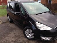 Ford Galaxy 7 seats - 2008 - outomatic - diesel
