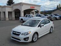 2012 Subaru Impreza LIMITED 4-DOOR+S/R