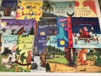 Bundle of Julia Donaldson Kids Books