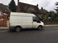 Ford transit van £1050