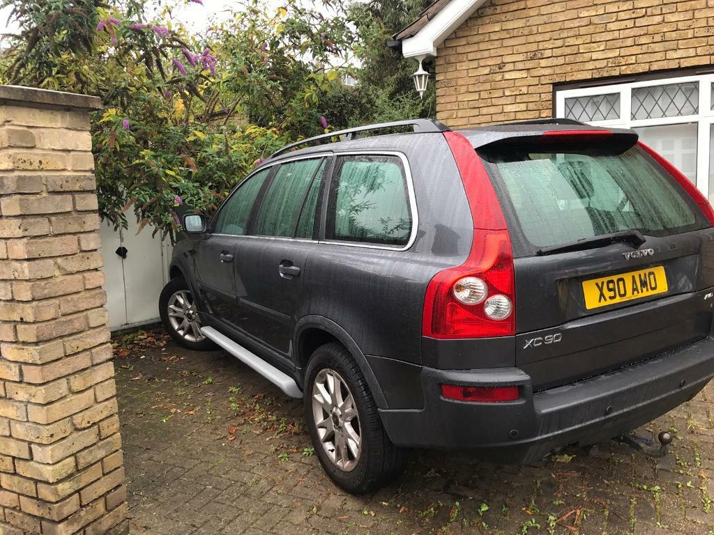 volvo xc90 se d5 auto 7 seater price dropped in north. Black Bedroom Furniture Sets. Home Design Ideas