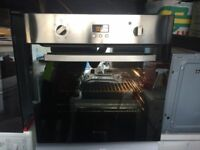 **HOTPOINT**ELECTRIC OVEN**COLLECTION\DELIVERY**EXCELLENT CONDITION**NO OFFERS**ONLY 1 YEAR OLD**