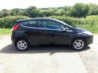2013 Ford Fiesta 1ltr Ecoboost Zetec - FSH, New tyres, 10MOT, great condition £5500
