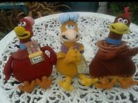 CHICKEN RUN SOFT TOYS - OFFICIAL DREAMWORKS - LOTS OF SOFT TOYS FOR SALE - COLLECTABLE
