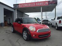 2013 MINI Cooper Cooper mags cuirtoit panoramiques automatiques