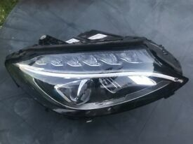 MERCEDES C CLASS W205 FULL LED BI-XENON HEADLIGHT RIGHT A2059064003