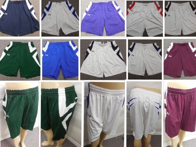Under Armour Basketball Shorts With Pockets                           ARD