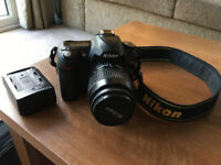 Nikon D50 camera (with 35-80mm lens)