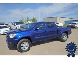 2015 Toyota Tacoma TRD Sport Double Cab 4x4 - 28,917 KMs, 4.0L