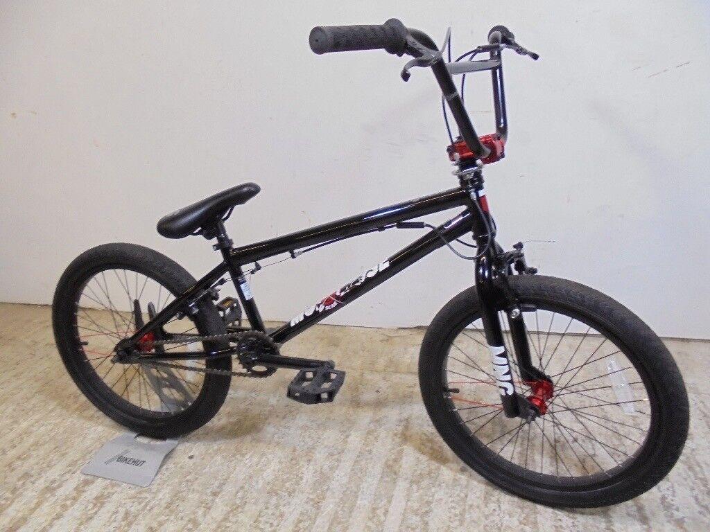 "Mongoose R50 Scan Boys 20"" BMX Bike Virtually New Used Once 20.5"" Frame VVGC"