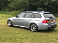 BMW 3 Series 320d 2.0 M Sport Touring 5dr Estate
