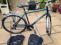 Raleigh pioneer adult cycle