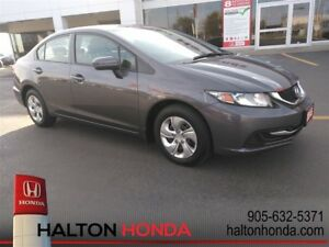 2015 Honda Civic LX|ONE OWNER
