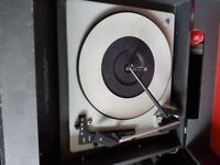 Sony record player vintage