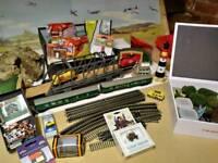 Hornby 00/ Bachmann H0 rail.