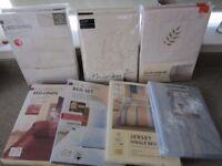 Duvet sets - Various colours and patterns