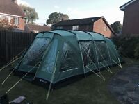 Outwell Glendale 5 tent similar to Montana 6