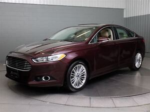 2013 Ford Fusion SE MAGS TOIT CUIR CAMERA DE RECUL NAVI West Island Greater Montréal image 1