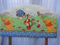Winnie the Pooh Single Headboard