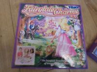 Fairytale Charms Game by TOMY - IMMACULATE & COMPLETE - perfect for gift - LIKE NEW