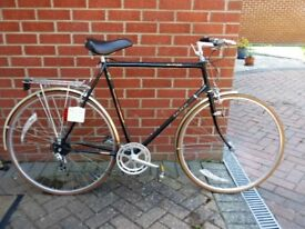 Vintage Raleigh Richmond gents bicycle in excellent condition
