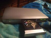 For sale one DVD player and mp 3 player