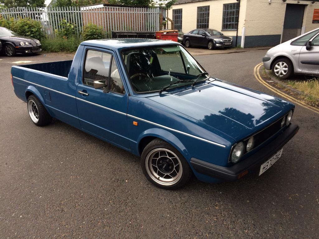 mk1 caddy pick up in norwich norfolk gumtree. Black Bedroom Furniture Sets. Home Design Ideas