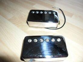epiphone dot pickups
