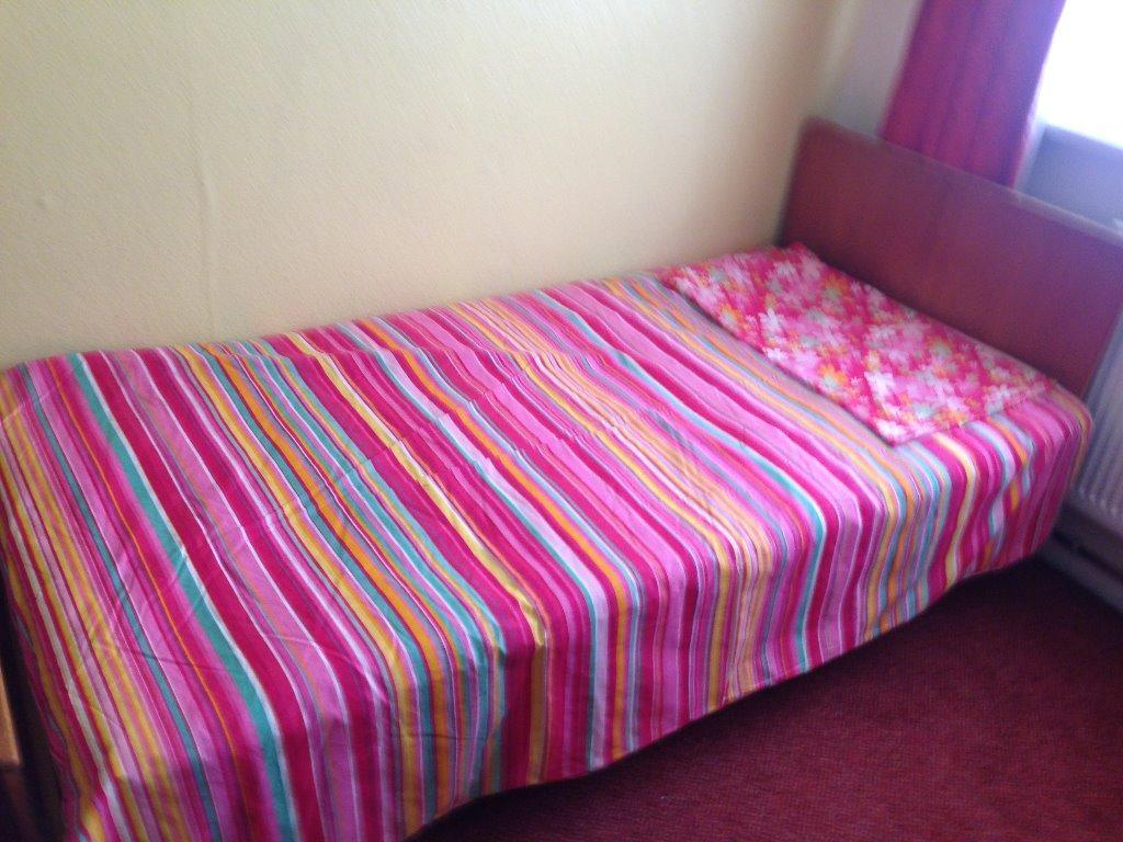 Shorty Bunk Beds With Mattresses Single Bed with mattress and headboard | in Caerphilly | Gumtree