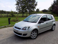 Ford Fiesta 2007 (57 Plate) 1.25cc Full Service History, New Clutch And Cambelt Changed, Lovely Car