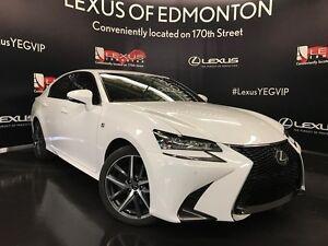 2016 Lexus GS 350 4dr Sdn AWD