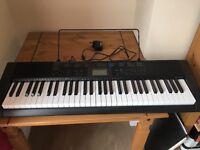 Casio CTK-1200 piano keyboard