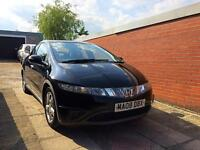 Honda Civic 1.8i VTEC SE 5 Door Hatchback ** Low Mileage **