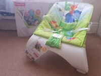 fisher price bouncer IN VERY GOOD CONDITIONS