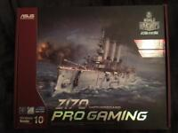 Z170 Pro Gaming motherboard