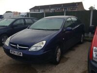 Citreon C5, Good reliable runner