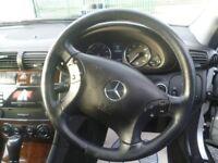 Mercedes C180 Kompressor Classic SE Auto,4 door saloon,2 keys,FSH,full MOT,runs and drives very well