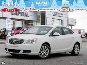 2016 Buick Verano DUAL CLIMATE CONTROL CRUISE AUX INPUT 49K KMS