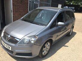 Vauxhall Zafira 1.9 CDTI - 7 Seater - IMMACULATE £2k ono