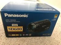 Panasonic HDC-SD600 3MOS HD Camcorder