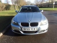 59'BMW 320d touring fsh new mot fantastic condition