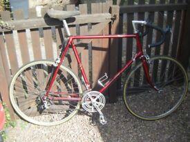 Proper Large Frame Fast Classic Raleigh Clubman Bike