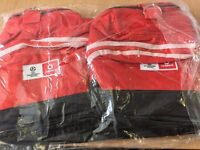 vodafone uefa sport bags new
