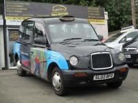 London taxi TX2 Manual