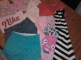 Girls clothes ages 9-10 years £5