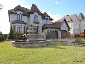 679 000$ - Maison 2 étages à vendre à Repentigny