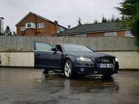 Audi A4 2.0tdi S Line Black