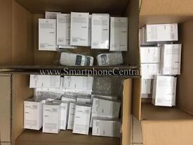 Wholesale Apple iPhone 6S 6S+ 6 6+ 5S 5C 5 brand new pristine condition with full new accessories