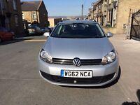 2012 VW Golf 1.6 tdi SE Bluemotion Start/Stop * * 1 owner * * Full service history